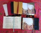 """Универсальная обложка для любого тома """"Шримад-Бхагаватам"""" и """"Чайтанья-Чаритамриты"""""""