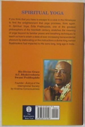 Spiritual Yoga: The Path to the Highest Pleasure (на англ.языке)