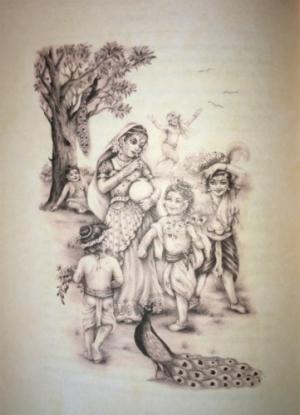 Шиварама Свами - Нава Враджа Махима «Слава Новой Враджа-дхамы». Том 1