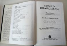 Шримад-Бхагаватам 10.2 на английском языке