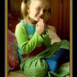 Она выжила благодаря молитвам преданных