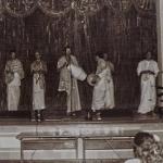 Программа в Питерском университете май 1989