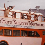 transcendental bus on its launch in February 1972 in Sydney