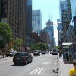 01 Таким открылся Нью Йорк сразу после выхода с автовокзала