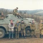 004 Преданные в пути. Холмистая местность Чечни