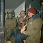 006 Кришнаиты в расположении воинской части в Чечне