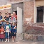 102 Кришнаиты в Грозном и чеченские дети