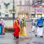 001 Субботняя харинама в СПб (2013.11.03)