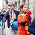 026 Субботняя харинама в СПб (2013.11.03)