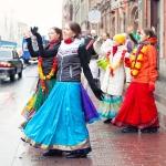 031 Субботняя харинама в СПб (2013.11.03)