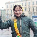058 Субботняя харинама в СПб (2013.11.03)