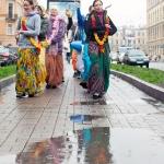 082 Субботняя харинама в СПб (2013.11.03)