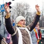 087 Субботняя харинама в СПб (2013.11.03)
