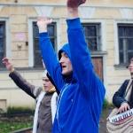 094 Субботняя харинама в СПб (2013.11.03)