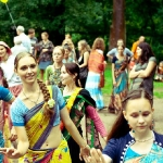 40 Ратха-Ятра в Санкт-Петербурге 2011