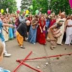 11 Праздник Колесниц в СПб 2012 год