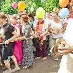 14 Праздник Колесниц в СПб 2012 год