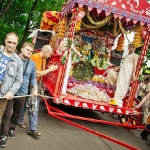 15 Праздник Колесниц в СПб 2012 год