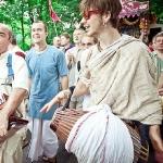 19 Праздник Колесниц в СПб 2012 год