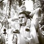 2012 год. Ратха-ятра СПб. Фотограф Анантарам