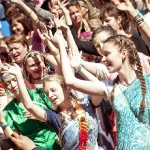 25 Праздник Колесниц в СПб 2012 год