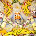 015 Джаганнатха, Баладева и Субхадра