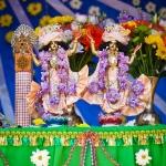 089 Шри Шри Нитай Шачинандана на Ратха-ятре
