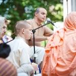 107 Ратха-ятра в СПб 2013
