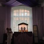 Нрисимха-Пракаш дас дует в раковину