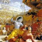 Кришна убивает Камсу (Парикшит дас)