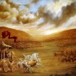 Обзор поля битвы Курукшетра