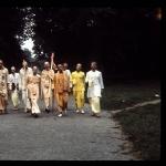 CT15-123 Morning walk.New York, 1972