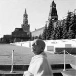Шрила Прабхупада в Москве в 1971 году 02-