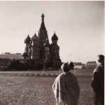 Шрила Прабхупада в Москве в 1971 году 03