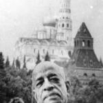 Шрила Прабхупада в Москве в 1971 году 04-