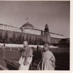 Шрила Прабхупада в Москве в 1971 году 05