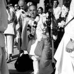 13 Вишнуджана Свами с дандой и сумкой