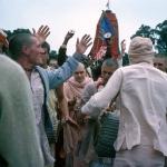 1975. Ратха-ятра в Сан-Франциско с Вишнуджаной Свами