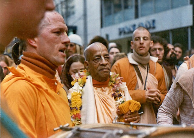 Srila Prabhupada Teaches Full Surrender in Melbourne Australia