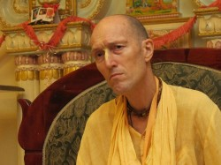 Bhakti Vikasa Swami Initiation in San Diego 2010