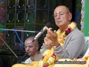 Festival with HH Sivarama Swami at New Vraja-dham Hungary on 26 May 2013