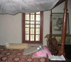Комната Бхактисиддханты Сарасвати Тхакура